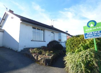 Thumbnail 3 bed bungalow for sale in Pleckgate Road, Blackburn