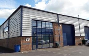 Thumbnail Light industrial to let in Unit 20 Glenmore Business Park, Colebrook Way, Andover, Hampshire