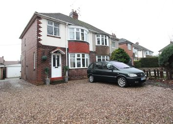 Thumbnail 3 bed semi-detached house for sale in Nursery Road, Dinnington, Sheffield, South Yorkshire