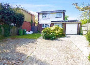 Thumbnail 3 bed detached house to rent in Anker Lane, Stubbington, Fareham
