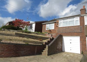 Thumbnail 3 bed semi-detached bungalow for sale in Poplar Road, Bishops Itchington, Southam