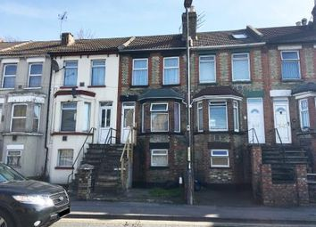 Thumbnail 1 bed block of flats for sale in 181 Luton Road, Chatham, Kent