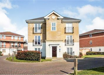 Thumbnail 3 bed flat to rent in Bradfords Close, Chatham