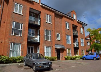 Thumbnail 1 bed flat to rent in Osier Court, Bancroft, Hitchin