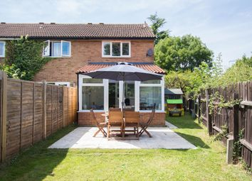 Thumbnail 2 bed end terrace house for sale in Bassett Close, Cambridge