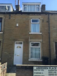 Thumbnail 3 bed terraced house for sale in Aberdeen Place, Bradford