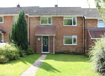 Thumbnail 3 bed terraced house to rent in De Lucy Avenue, Alresford, Hampshire