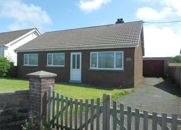 Thumbnail 3 bed detached bungalow for sale in Perthi Villa, Nebo, Nebo, Llanon