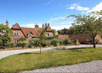 Thumbnail 5 bed detached house for sale in North Sydmonton, Newbury, Hampshire