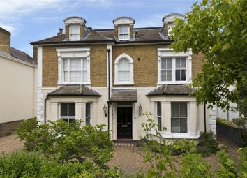 Thumbnail 2 bed flat to rent in Arnison Road, East Molesey, Surrey