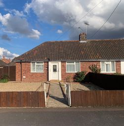 Thumbnail 2 bed bungalow for sale in Spinners Close, Swaffham