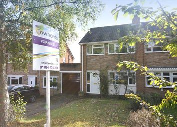 Thumbnail 3 bed semi-detached house for sale in Whitelands Drive, Ascot, Berkshire