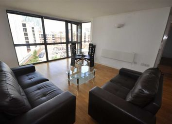 Thumbnail 2 bed flat to rent in The Rhine, 32 City Road East, Manchester