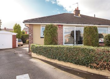 Thumbnail 2 bed bungalow for sale in Bywell Close, Dewsbury