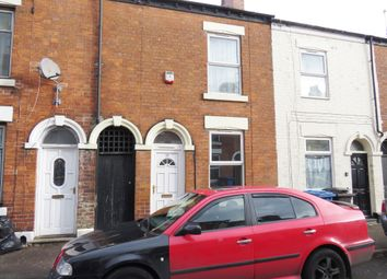 Thumbnail 2 bed terraced house for sale in Dover Street, New Normanton, Derby