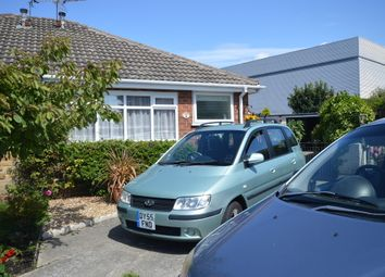 Thumbnail 1 bed semi-detached bungalow for sale in Braith Close, Blackpool