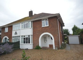 Thumbnail 3 bed semi-detached house for sale in Fifers Lane, Hellesdon, Norwich, Norfolk