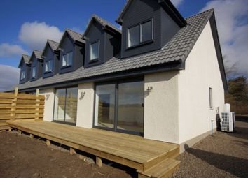 Thumbnail 3 bed semi-detached house for sale in Openfields, Arabella, Tain