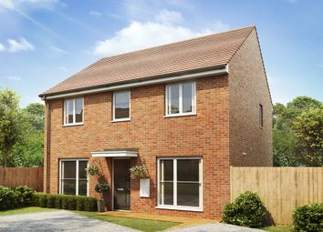 "Thumbnail 4 bed detached house for sale in ""Urban J "" at London Road, Grays"
