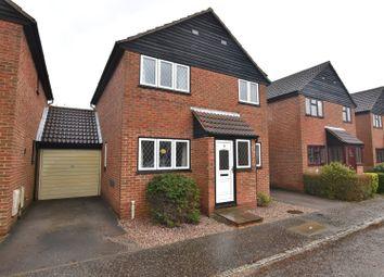 Thumbnail 4 bed detached house for sale in Brockenhurst Way, Bicknacre