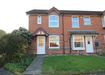 Thumbnail 2 bed end terrace house to rent in Jones Close, Yatton, North Somerset