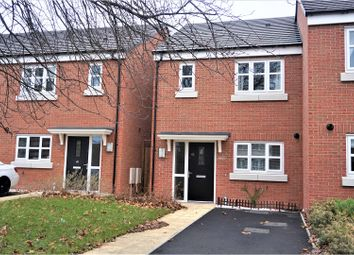 Thumbnail 3 bed semi-detached house for sale in Clothier Street, Willenhall