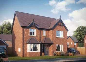 Thumbnail 4 bed detached house for sale in Whitehouse Lane, Bomere Heath, Shrewsbury