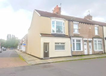 Thumbnail 3 bed end terrace house for sale in Henry Street, North Ormesby, Middlesbrough