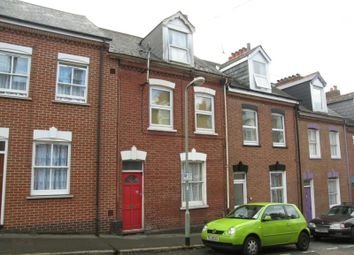 Thumbnail 1 bed flat to rent in Portland Street, Exeter, Devon