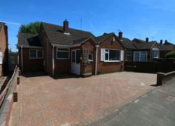 Thumbnail 2 bed detached bungalow for sale in Lumbertubs Rise, Northampton, Nottinghamshire