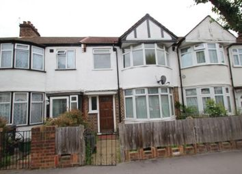 Thumbnail 3 bed terraced house for sale in Berne Road, Thornton Heath, Surrey