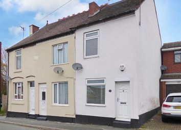 Thumbnail 2 bed end terrace house for sale in Bank Street, Cannock, Staffordshire