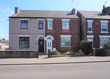 Thumbnail 3 bed semi-detached house to rent in Williamthorpe Road, North Wingfield, Chesterfield