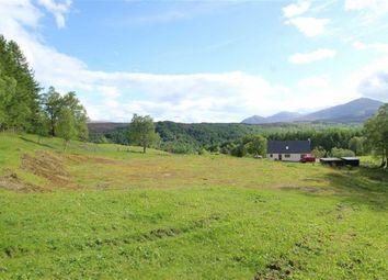 Thumbnail Land for sale in Building Plots, Faichem, Invergarry