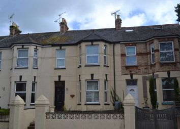 Thumbnail 3 bed flat for sale in Exeter Road, Exmouth