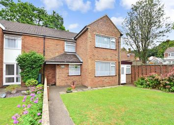 Thumbnail 3 bed semi-detached house for sale in Swingate Close, Lords Wood, Chatham, Kent