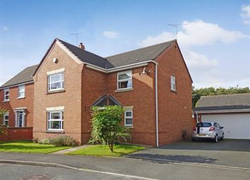Thumbnail 4 bed detached house for sale in Birch Valley Road, Kidsgrove, Stoke-On-Trent
