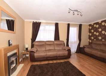 Thumbnail 3 bed terraced house for sale in Ryde Close, Walderslade, Chatham, Kent