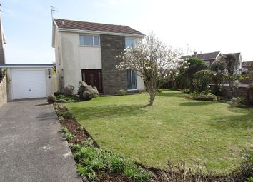 Thumbnail 3 bed detached house for sale in Bardsey Close, Nottage, Porthcawl