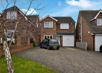 Thumbnail 4 bed detached house for sale in Minster Road, Minster On Sea, Sheerness