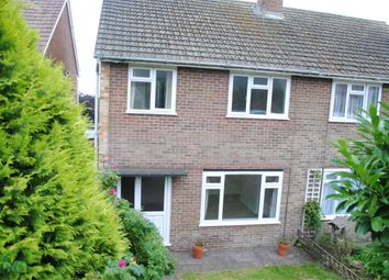Thumbnail 3 bed semi-detached house to rent in Fairstone Close, Hastings, East Sussex