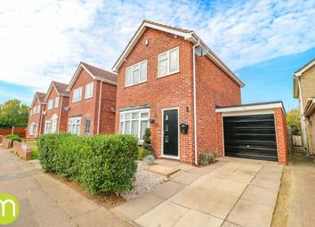 3 bed link-detached house for sale in James Carter Road, Colchester CO3