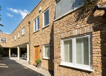 Thumbnail 3 bed end terrace house to rent in Octavia Mews, London