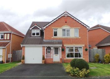 Thumbnail 5 bed detached house for sale in Wyndley Close, Four Oaks, Sutton Coldfield