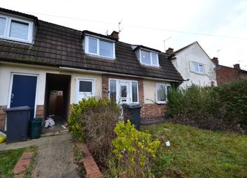 Thumbnail 3 bed terraced house to rent in Beaumont Leys Lane, Leicester