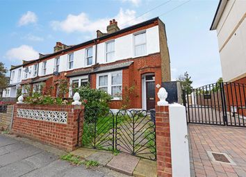 Thumbnail 2 bedroom end terrace house for sale in Effra Road, London