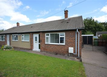Thumbnail 2 bed bungalow for sale in Brunswick, Ryhill, Wakefield, West Yorkshire