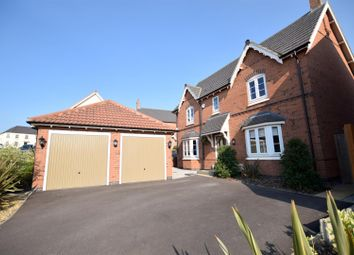 Thumbnail 5 bedroom detached house for sale in Ashington Drive, Arnold, Nottingham