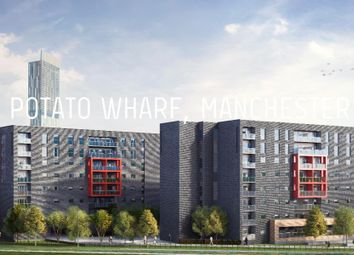 Thumbnail 1 bed flat for sale in Potato Wharf, Wilson Block