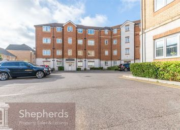Thumbnail 2 bed flat to rent in Huron Road, Broxbourne, Hertfordshire